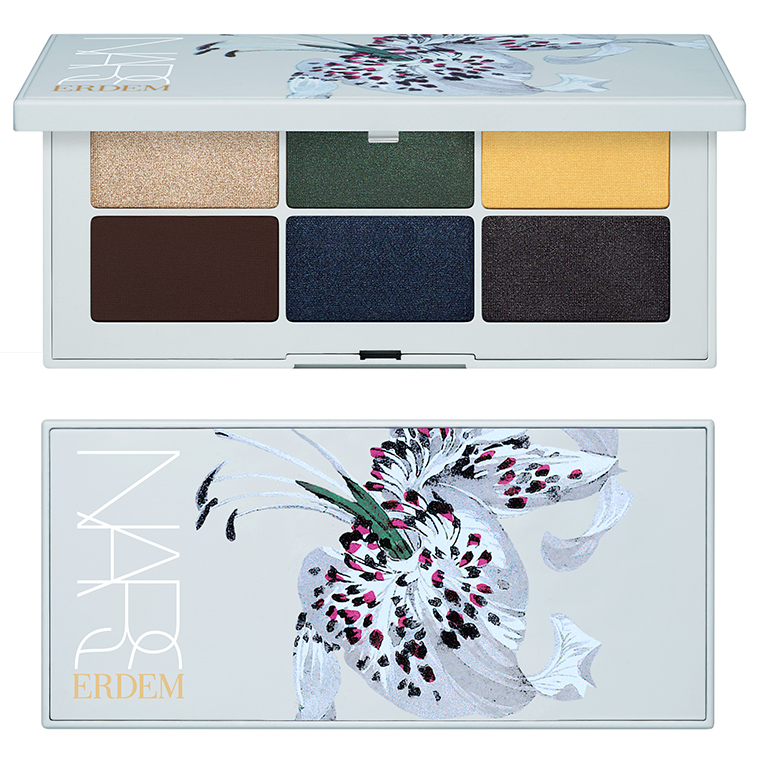 NARS x Erdem Strange Flowers Collection