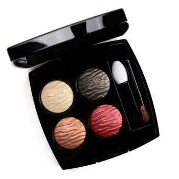 chanel Éclat Énigmatique 001 palette 350x350 - Chanel Éclat-Énigmatique Eyeshadow Quad Review, Photos, Swatches