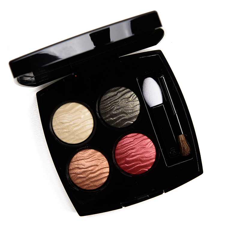 Chanel Éclat Énigmatique Les 4 Ombres Multi-Effect Quadra Eyeshadow