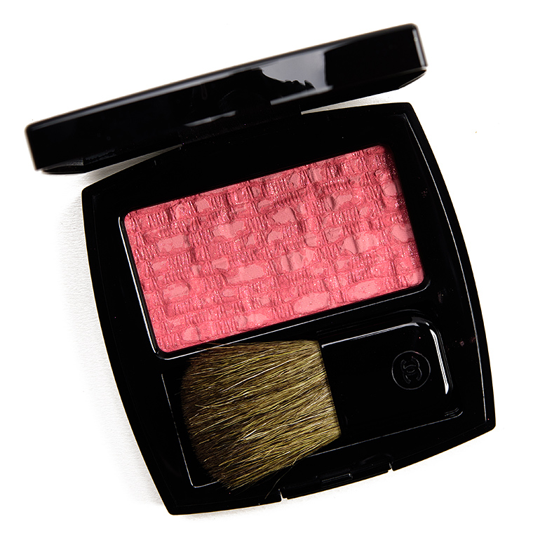 143c1fe7006 Chanel Tweed Evanescent (130) Les Tissages de Chanel Blush Duo Tweed Effect