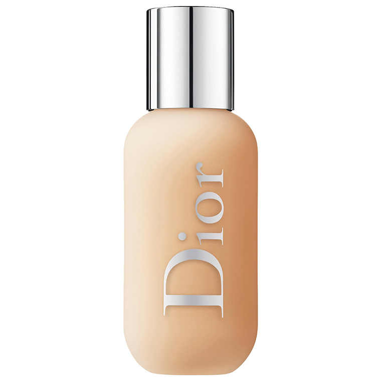 Dior 3W / 3 Warm Backstage Face & Body Foundation Review & Swatches