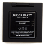 Dose of Colors Encore Block Party Eyeshadow