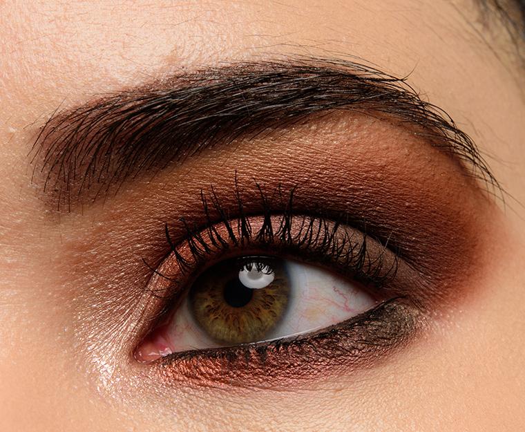 Inglot x Jennifer Lopez Eyeshadows | Look Details