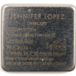 Inglot J321 Rich Gold Jennifer Lopez DS Eyeshadow