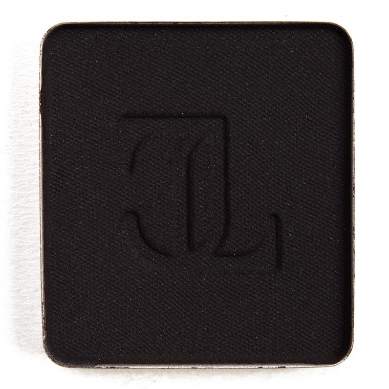 Inglot J325 Pitch Black Jennifer Lopez Matte Eyeshadow