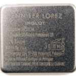 Inglot J329 Taupe Jennifer Lopez DS Eyeshadow