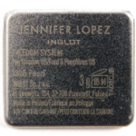 Inglot J335 Pearl Jennifer Lopez DS Eyeshadow