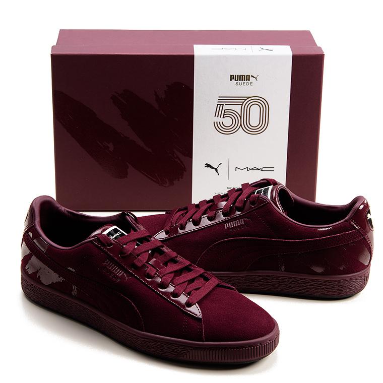 MAC Sin PUMA Suede 50 Sneaker