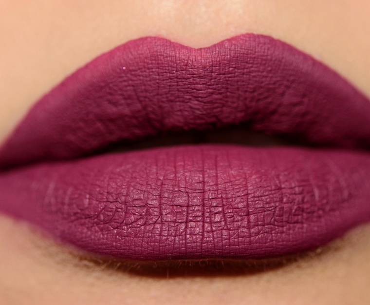 Sephora Rock Purple 56 Endless Purple 04 Cream Lip Stains