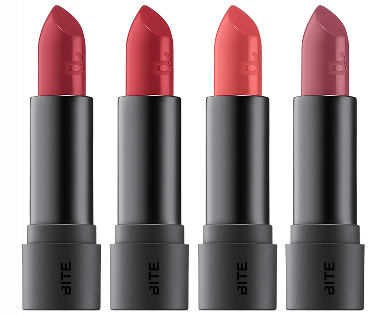 Bite Beauty Spice Things Up Amuse Bouche Lipstick Collection