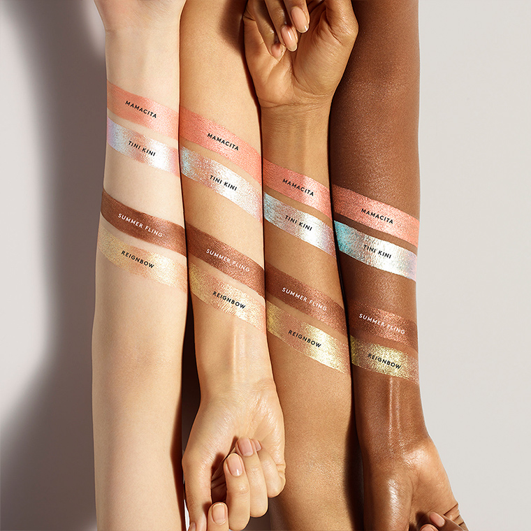 Fenty Beauty Beach, Please Collection