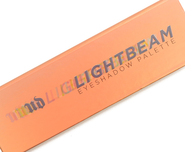 Lightbeam Eyeshadow Palette by Urban Decay #12