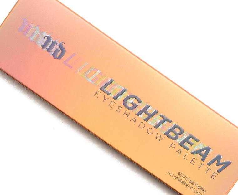 Lightbeam Eyeshadow Palette by Urban Decay #6