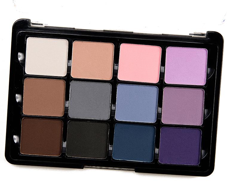 Viseart Cool Mattes 2 (11) Eyeshadow Palette