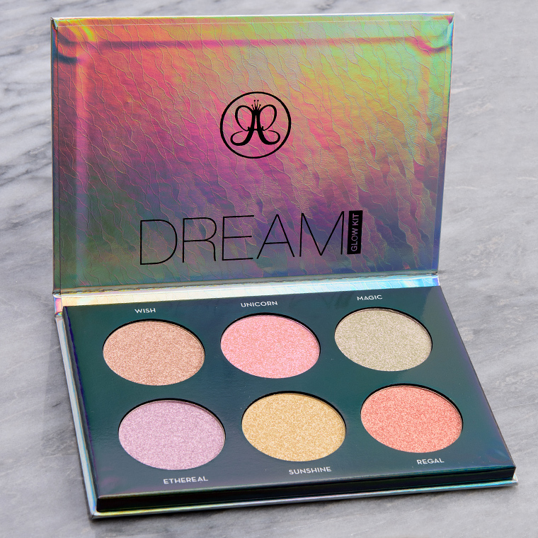 Anastasia Dream Glow Kit