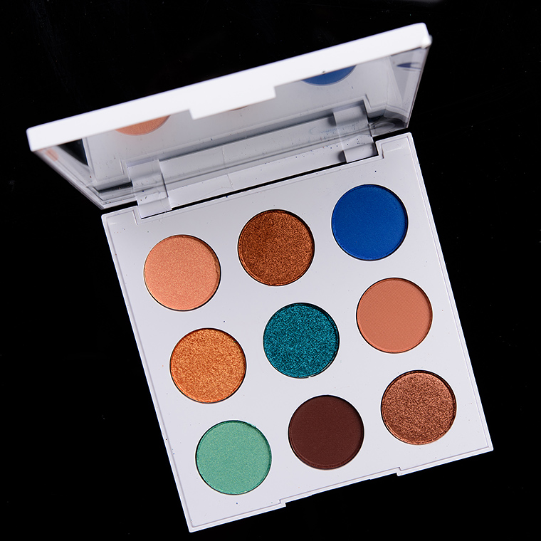Colour Pop Mar 9-Pan Pressed Powder Palette