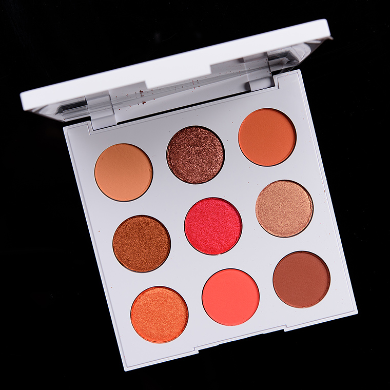 Colour Pop Sol 9-Pan Eyeshadow Palette