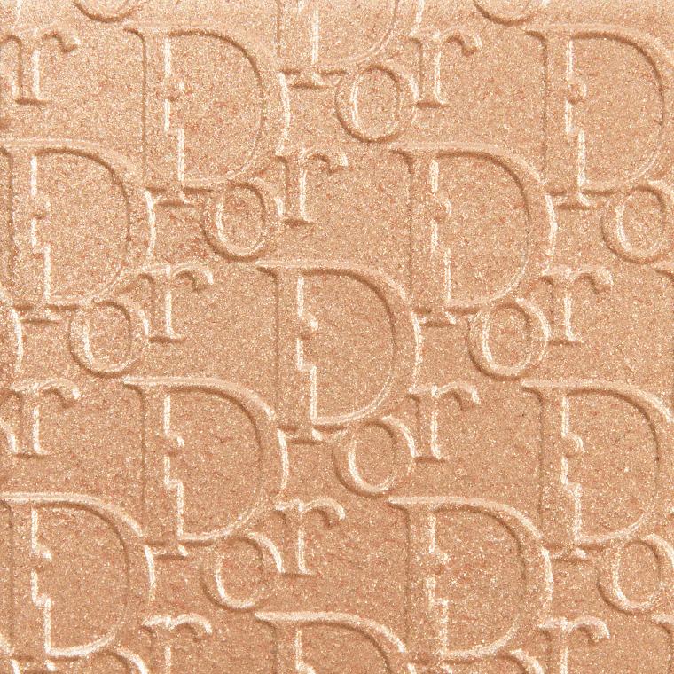 Dior Strobe Gold Backstage Glow Face Strobe Powder