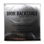 Dior Universal (001) Backstage Glow Face Palette