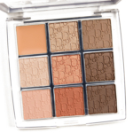 Dior Warm Neutrals (001) Backstage Eye Palette