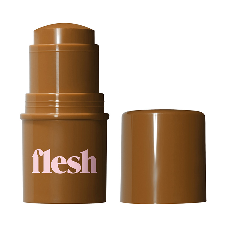 Flesh Beauty Cinnamon Firm Flesh Thickstick Foundation Review & Swatches