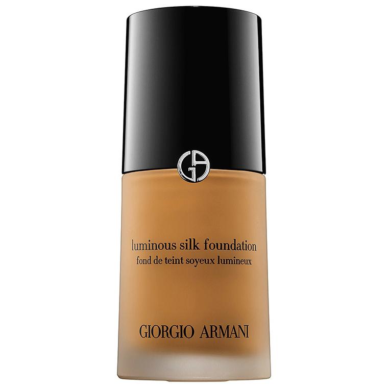 Giorgio Armani 7 5 Luminous Silk Liquid Foundation Review Swatches