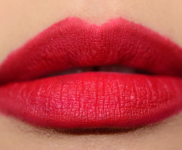 mac follow your heart 005 lipswatch - MAC x Aaliyah Lip Pencils Reviews, Photos, Swatches