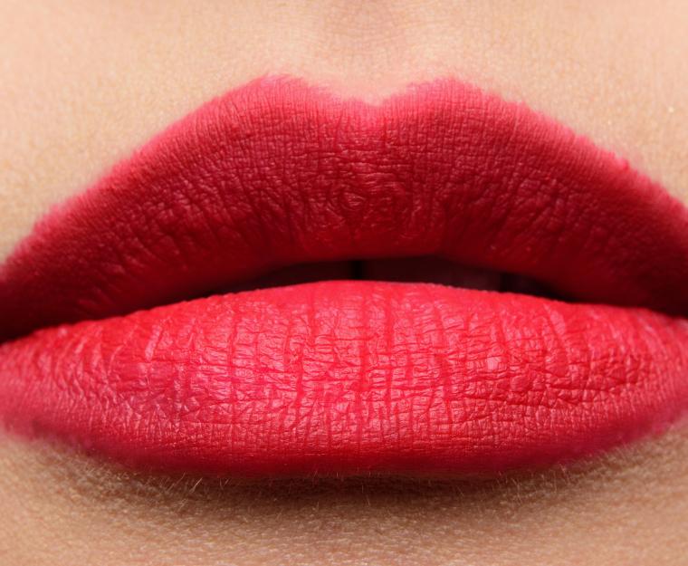 mac follow your heart 006 lipswatchn - MAC x Aaliyah Lip Pencils Reviews, Photos, Swatches