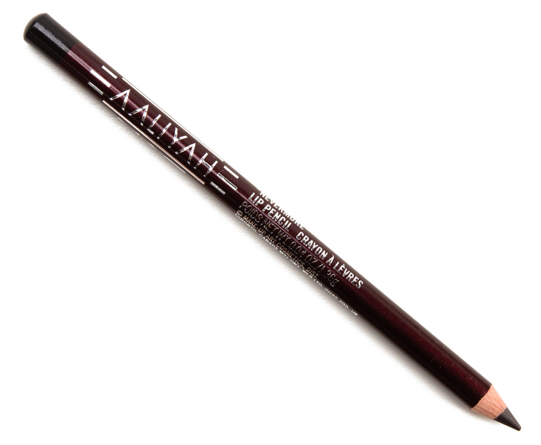 mac nevermore 002 product - MAC x Aaliyah Lip Pencils Reviews, Photos, Swatches