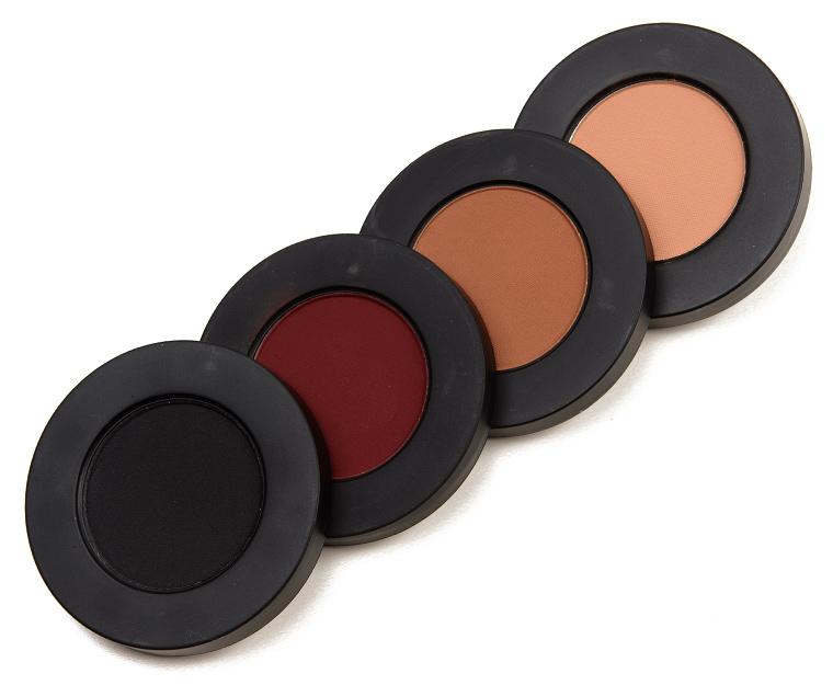 Melt Cosmetics Dark Matter Eyeshadow Stack (x4)