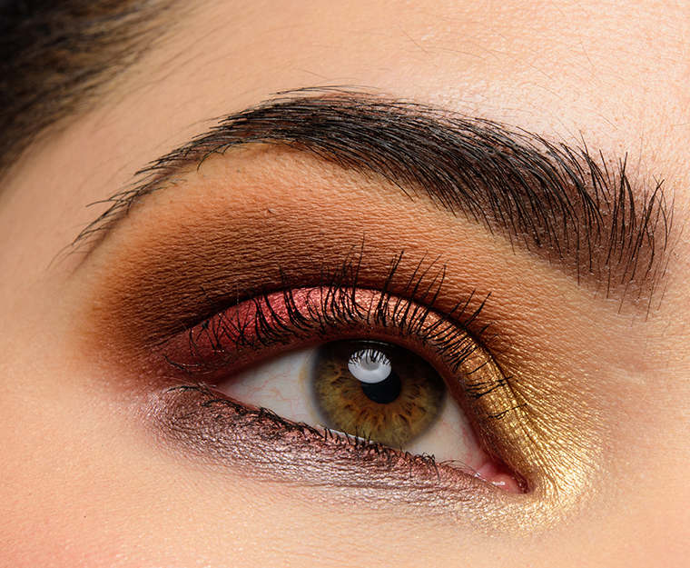 Melt Cosmetics Rust Eyeshadow Stack (x5)