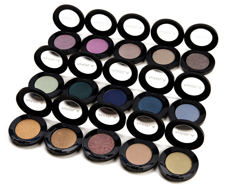 NABLA Cosmetics Eyeshadows