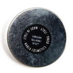 NABLA Cosmetics Virgin Island Top Coat Wet & Dry Eyeshadow