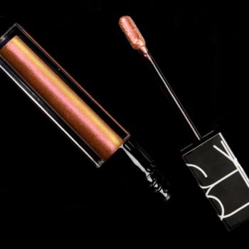 nars full vinyl lip lacquers: baden baden & cape town
