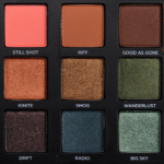 Urban Decay Born to Run 21-Pan Eyeshadow Palette
