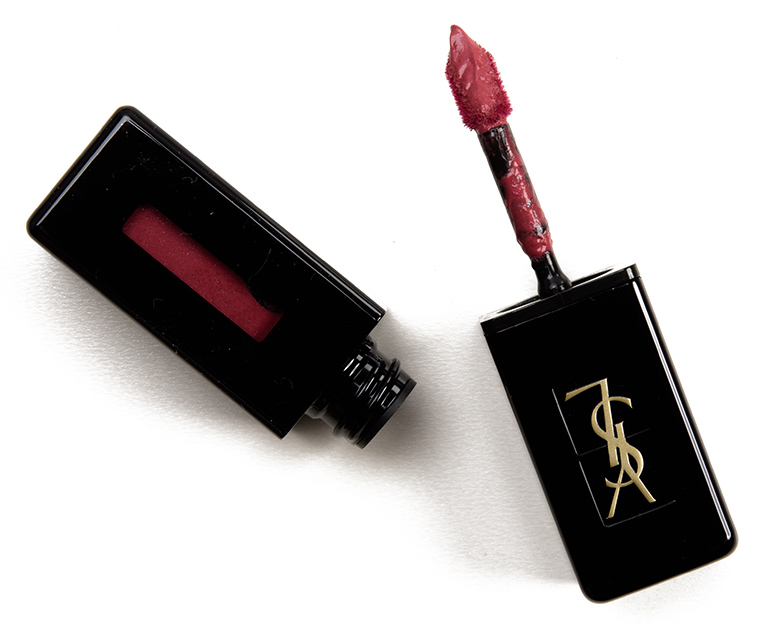 YSL Carmin Session (407) Vinyl Cream Lip Stain