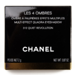 Chanel Quiet Revolution (312) Les 4 Ombres Multi-Effect Quadra Eyeshadow
