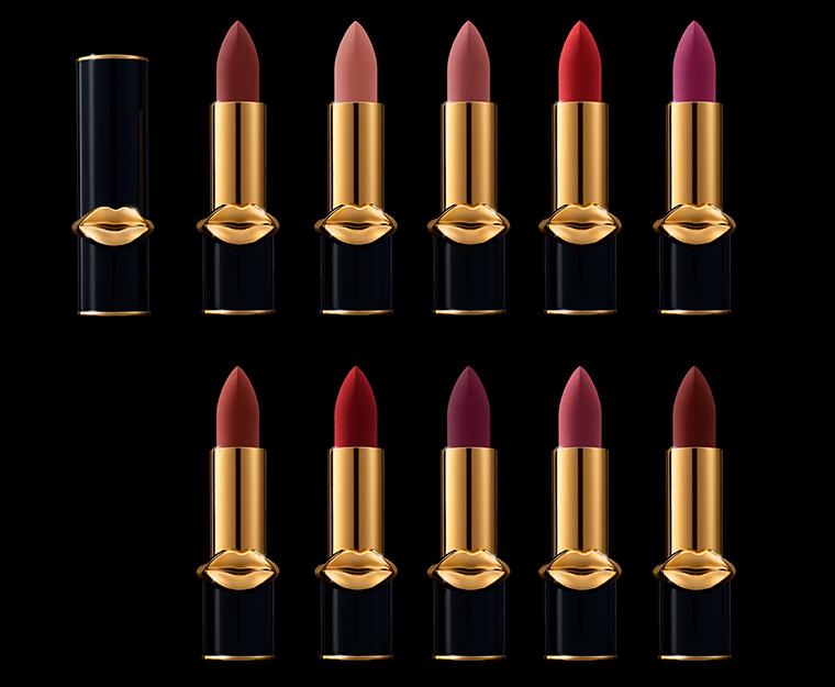 Pat McGrath MatteTrance Lipsticks