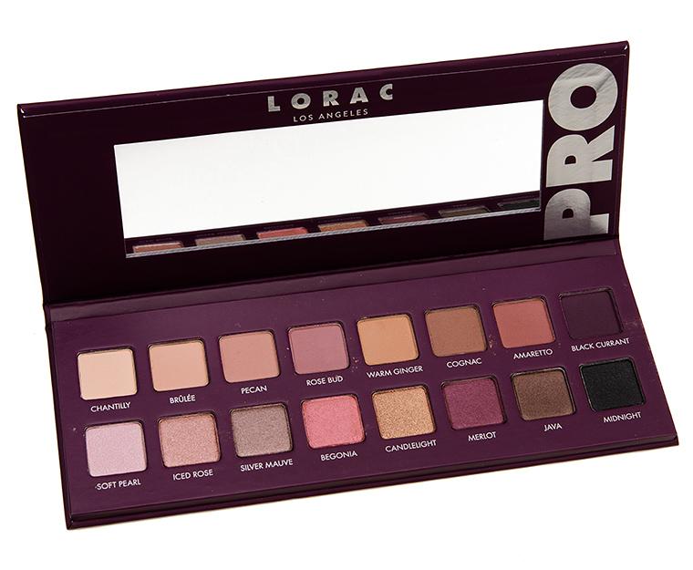 LORAC Pro Palette 4 16-Pan Eyeshadow Palette