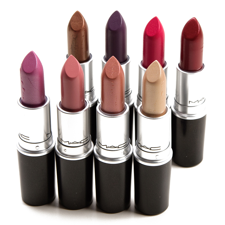 MAC National Lipstick Day 2018