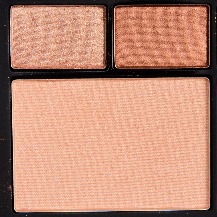 NARS Atomic Blonde Eye & Cheek Palette Review & Swatches