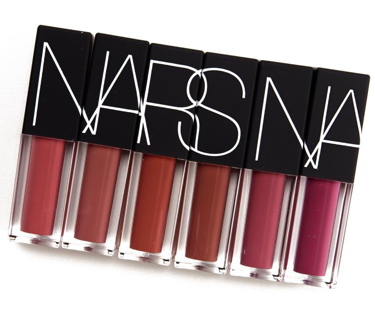 NARS Wanted Velvet Lip Glide Set