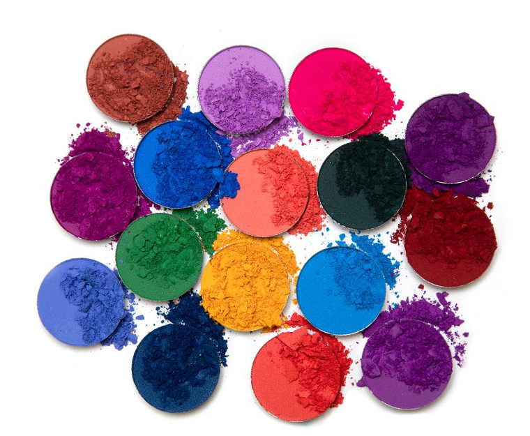 Coloured Raine Vivid Pigments & Eyeshadows
