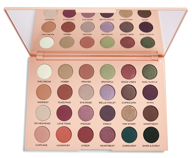 Makeup Revolution x The Emily Edit Wants Palette