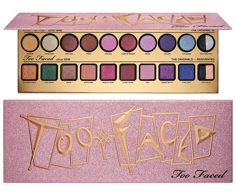 Too Faced Cheers to the 20 Years Collection