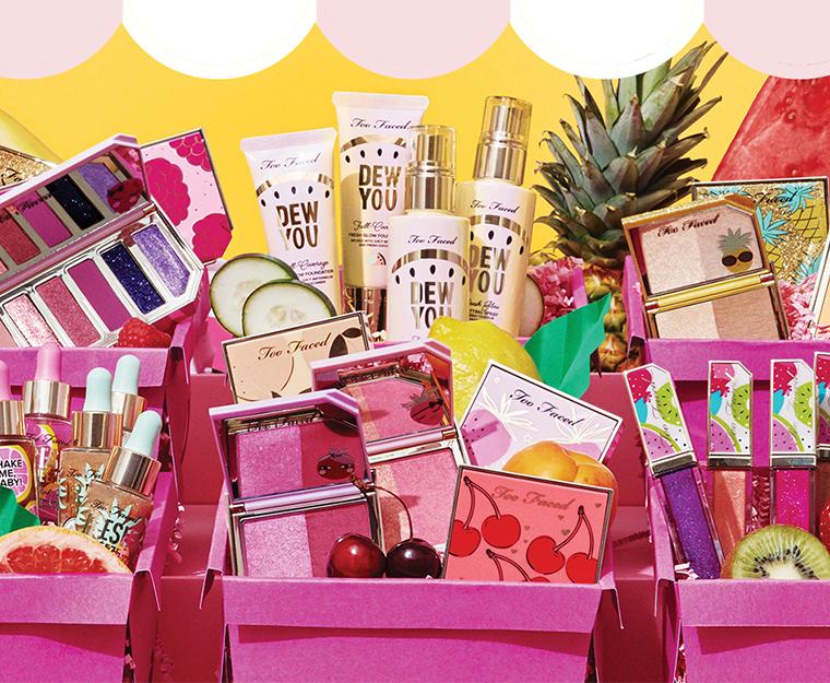 Too Faced Tutti Frutti Collection