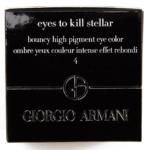 Giorgio Armani Stardust (04) Eyes to Kill Stellar