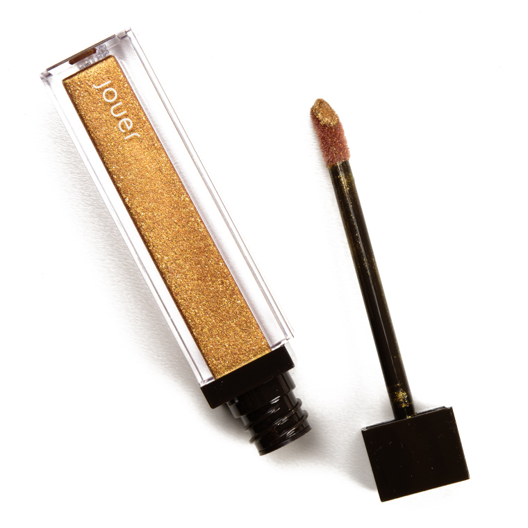 Jouer Molten Gold Long Wear Lip Topper