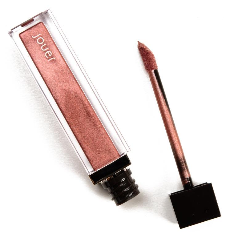 Jouer Rose Gold High Pigment Lip Gloss