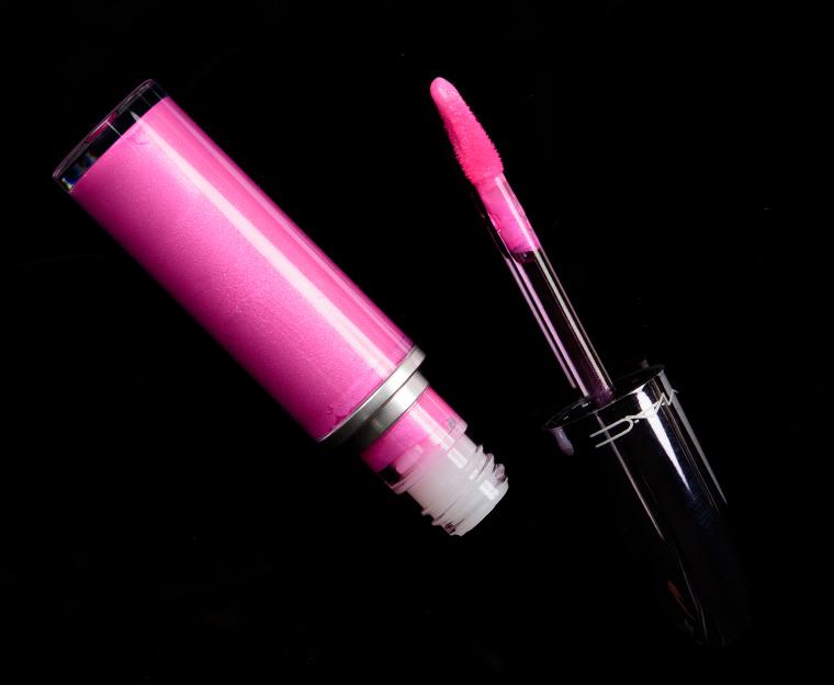 MAC Sugar Poppy Grand Illusion Liquid Lipcolour